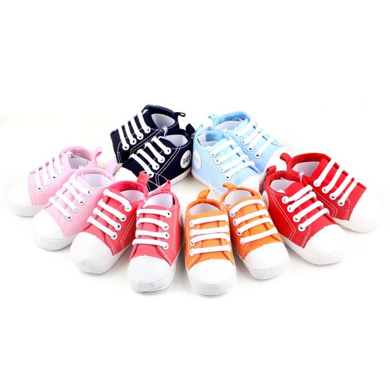 2ceba1627 Zapatillas de Deportes para Bebés. Zapatillas Bebé la mar de chulas ...